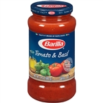 Barilla Tomato And Basil Sauce - 24 Oz.