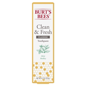 Burt's Bees Clean & Fresh - 4.7 oz.