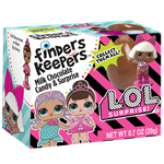 Finders Keepers L.O.L. Milk Chocolate Candy