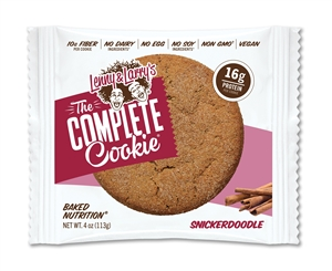 Complete Cookie Snickerdoodle - 4 Oz.