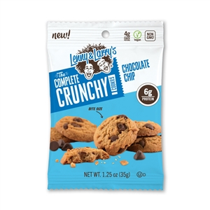 Chocolate Chip Crunchy Cookie - 1.25 Oz.
