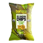Lime Plantain Chips - 24 gm