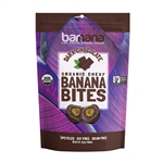 Chocolate Organic Chewy Banana Bites - 3.5 oz.