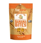 Peanut Butter Organic Chewy Banana Bites - 3.5 oz.