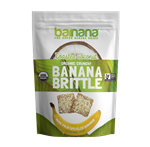 Barnana Toasted Coconut Banana Brittle - 3.5 Oz.