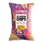 Pink Sea Salt Plantain Chips - 1.5 oz
