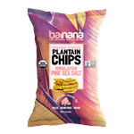 Himalayan Pink Sea Salt Plantain Chips - 5 Oz.