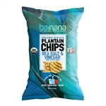 Barnana Vinegar Plantain Chips - 5 Oz.