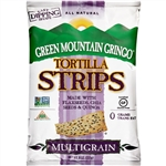 Green Mountain Gringo Multi Grain Tortilla Strips - 8 Oz.