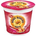 Post Honey Bunches Of Oats Strawberry - 2 Oz.