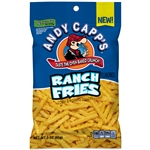 Andy Capps Ranch Fries - 3 oz.