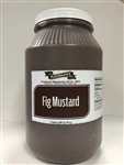 Plochmans Fig Mustard - 1 Gallon