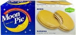 Banana Mini MoonPie Marshmallow Sandwich Snack - 12 Oz.