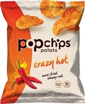 Popchips Crazy Hot - 0.7 Oz.