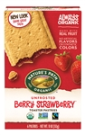Unfrosted Berry Strawberry Toaster Pastry - 11 Oz.
