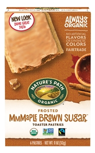 Frosted Mmmaple Brown Sugar Toaster Pastry - 11 Oz.