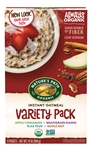 Hot Oatmeal Variety Pack - 14 Oz.