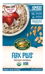 Flax and Oats Hot Oatmeal - 14 Oz.