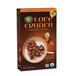Love Crunch Dark Chocolate and Peanut Butter Cereal - 10 Oz.