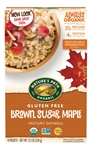 Gluten Free Brown Sugar Maple Oatmeal - 11.3 Oz.
