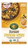 Sunrise Crunchy Honey Cereal - 10.6 Oz.