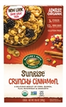 Sunrise Crunchy Cinnamon Cereal - 10.6 Oz.