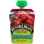 Musselmans Squeezables Unsweetened Apple Sauce - 3.17 Oz.
