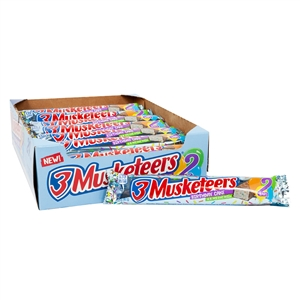 3 Musketeers Birthday Cake Sharing Size - 2.14 Oz.