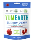 Organic Pomegranate Gummy Bears - 5 Oz.