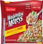 Marshmallow Mateys Cereal - 7.8 Oz.