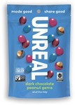 Candy Coated Dark Chocolate Peanuts Bag - 5 Oz.