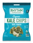 Organic Kool Ranch Kale Chips - 0.75 Oz.