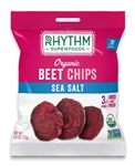 Organic Sea Salt Beet Chips - 0.6 Oz.
