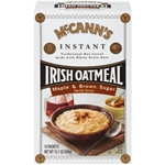 McCanns Instant Oatmeal Maple Brown Sugar - 15.2 oz.