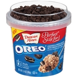Duncan Hines Perfect Size for 1 Cookies and Creme With Oreo - 2.4 Oz.