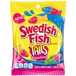 Swedish Fish Soft Candy Assorted Fat Free - 5 Oz.