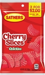 Sathers 2 for Dollar 2 Cherry Slices - 5 oz.