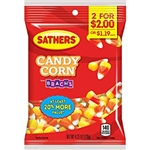 Sathers 2 For Dollar 2 Candy Corn - 4.25 oz.