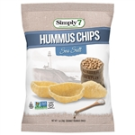 S7 Hummus Sea Salt Chips Stand Alone - 1 Oz.
