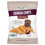 S7 Quinoa Barbeque Chips - 0.8 Oz.