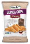 S7 Quinoa Barbeque Chips Stand Alone - 1.25 Oz.