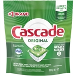Cascade Dishwashing Liquid And Powder Fresh Scent - 8.1 Oz.