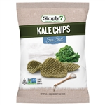 S7 Kale Sea Salt Chips Stand Alone - 0.8 Oz.