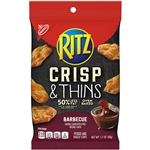 Ritz Crisp and Thin Crackers Barbecue - 1.7 Oz.