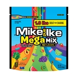Mike and Ike Mega Mix Stand Up Bag - 28.8 Oz.