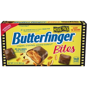 Butterfinger Bites Movie Pack - 3.5 Oz.