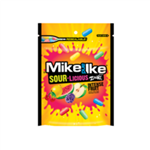 Mike and Ike Sourlicious Zours Stand Up Bag - 9 Oz.
