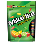 Mike and Ike Original Fruits Stand Up Bag - 10 Oz.