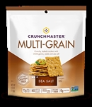 Crunchmaster Multi-Grain Crackers Sea Salt - 4 oz.