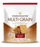 Crunchmaster Multi-Grain Crackers Aged White Cheddar - 4 Oz.
